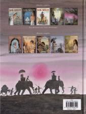 Verso de India dreams -10- Le Joyau de la Couronne