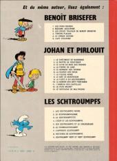 Verso de Johan et Pirlouit -5e76- Le serment des vikings