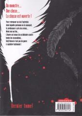 Verso de Lesson of the Evil -9- Volume 9