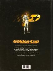 Verso de Golden Cup -1- Daytona
