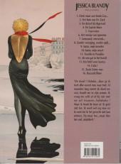 Verso de Jessica Blandy (en néerlandais) -1- Denk maar aan Enola Gay...