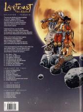 Verso de Lanfeust des Étoiles -5a2005- La chevauchée des bactéries