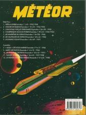 Verso de Météor (Intégrale) -1a- Intégrale / 1 - Vers la lune