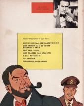 Verso de Blake en Mortimer (Lombard Collectie) -9- Het halssnoer van de koningin