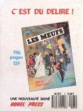 Verso de Orient Sexpress (Novel Press) -5- Le voleur masqué