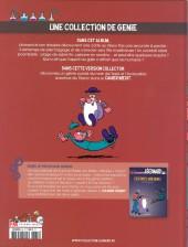 Verso de Léonard - La Collection (Prisma Media) -3940- Trésor de génie