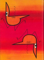 Verso de Les shadoks -2- Pompe à rebours