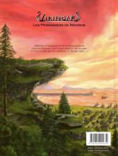 Verso de Vikingar -3- Les Prisonniers de Nidaros