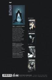 Verso de Batman (DC Renaissance) -9- La Relève - 2e partie