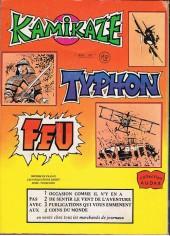 Verso de Typhon -Rec707- Recueil 707