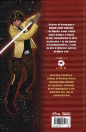 Verso de Star Wars - Icones -3- Luke Skywalker