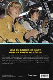 Verso de Star Wars (Panini Comics - 100% Star Wars) -3- Prison rebelle