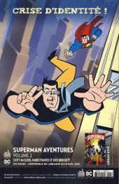 Verso de Superman Univers -9- Numéro 9