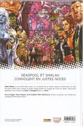 Verso de Deadpool (Marvel Now!) -5- Le Mariage de Deadpool