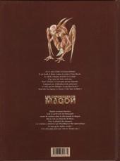 Verso de Les chroniques de Magon -1- Les enfants de la Cyberchair