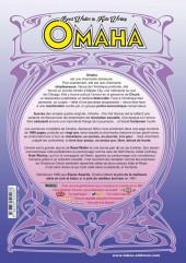 Verso de Omaha (Les mésaventures de) -INT01- Les Aventures Complètes - Tome 1