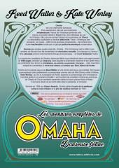 Verso de Omaha (Les mésaventures de) -INT02- Les Aventures Complètes - Tome 2