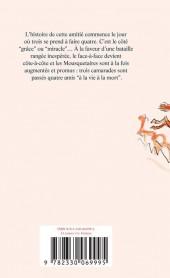 Verso de (AUT) Harambat - Un pour tous - Abécédaire