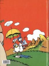 Verso de Le génie des Alpages -9b00- Après nous... le déluge