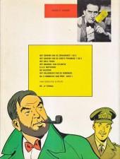 Verso de Blake en Mortimer (Lombard Collectie) -10- De 3 formules van professor Sato (deel 1)