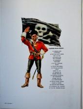 Verso de Barbe-Rouge -1c1983- Le démon des Caraïbes
