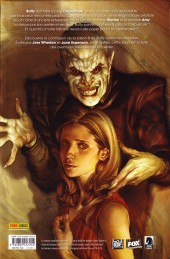 Verso de Buffy contre les vampires - Saison 08 -INT2- L'Intégrale : Tome 2