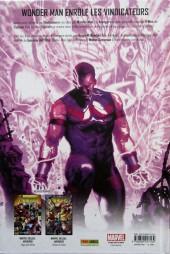 Verso de Avengers (Marvel Deluxe) - La fin des avengers ?