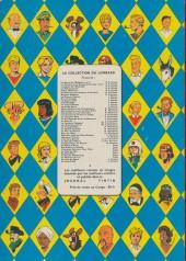 Verso de Michel Vaillant -2a62- Le pilote sans visage
