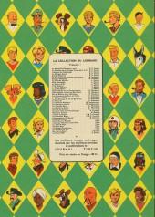 Verso de Modeste et Pompon (Franquin) -2'- Bonjour Modeste
