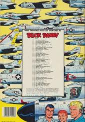Verso de Buck Danny -31b1984- X-15