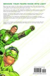 Verso de Green Lantern: The Sinestro Corps War (2008) -INT02- The Sinestro Corps War - volume two