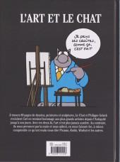 Verso de Le chat -a16- L'art et le Chat
