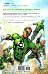 Verso de Green Lantern: Tales of the Sinestro Corps (2007) -INT- Tales of the Sinestro Corps