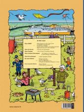 Verso de Polete -13- Bienvenue à Dieppe... Encore !