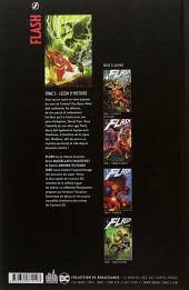 Verso de Flash (DC Renaissance) -5- Leçon d'histoire
