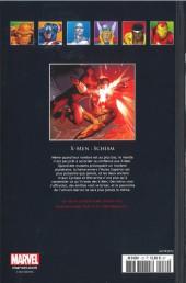 Verso de Marvel Comics - La collection (Hachette) -7276- X-Men - Schism