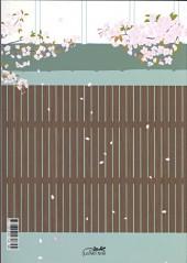Verso de Chiisakobé -4- Le Serment de Shigeji - Volume 4