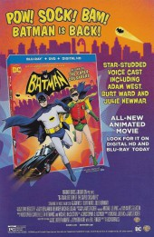 Verso de All Star Batman (2016) -4- My Own Worst Enemy, Part Four