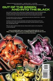 Verso de Green Lantern Corps (2006) -INT06- Blackest Night