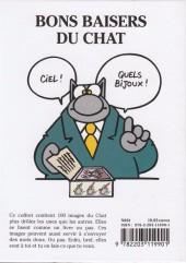 Verso de Le chat -HS6- Bons baisers du chat
