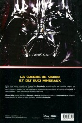 Verso de Star Wars - Dark Vador (Panini Comics - 100% Star Wars) -3- La Guerre Shu-Torun