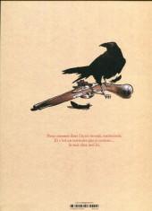 Verso de Le marquis d'Anaon -INT2- Le Marquis d'Anaon