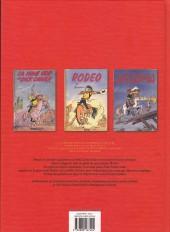 Verso de Lucky Luke (Intégrale Dupuis/Dargaud) -1c16- L'Intégrale 1