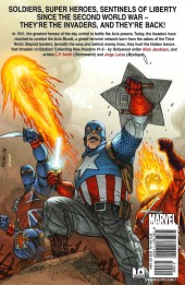 Verso de New Invaders (The) (2004) -INT- To End All Wars