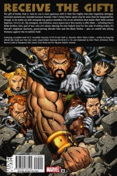 Verso de The incredible Hercules (2008) -INT02- Against the World