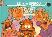 Verso de Spirou et Fantasio -2- (Divers) -HC- Flash Back