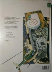 Verso de Largo Winch -2a93a- Le groupe W