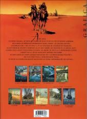 Verso de Les pirates de Barataria -7a14- Aghurmi