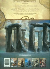 Verso de Elfes -1a2015- Le crystal des elfes bleus