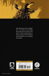 Verso de B.P.R.D. (2003) -INT06- The Universal Machine